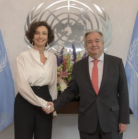 United Nations, UNESCO
