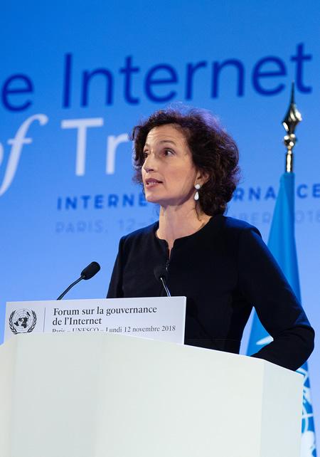 UNESCO, Paris