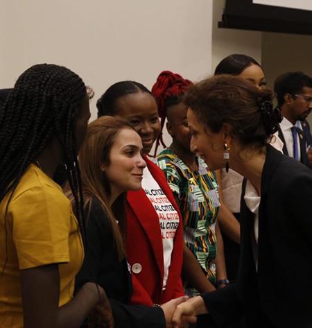 UNESCO Girls Education
