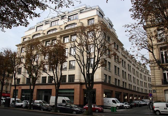 Deutsche Bank, Paris, France