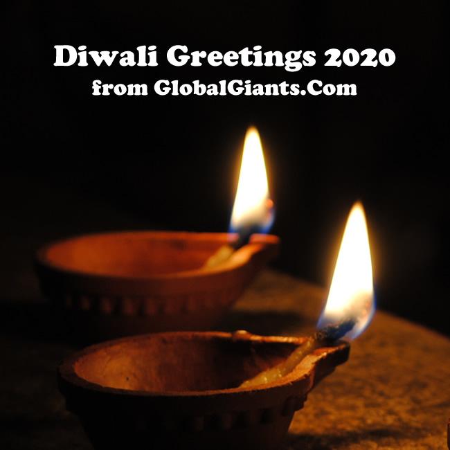 Diwali Greetings 2020