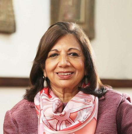 EY, Kiran Mazumdar-Shaw