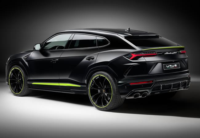 Lamborghini Urus Graphite