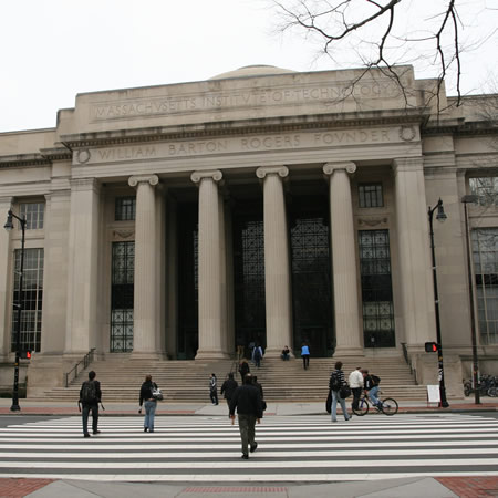 QS World University Rankings, MIT