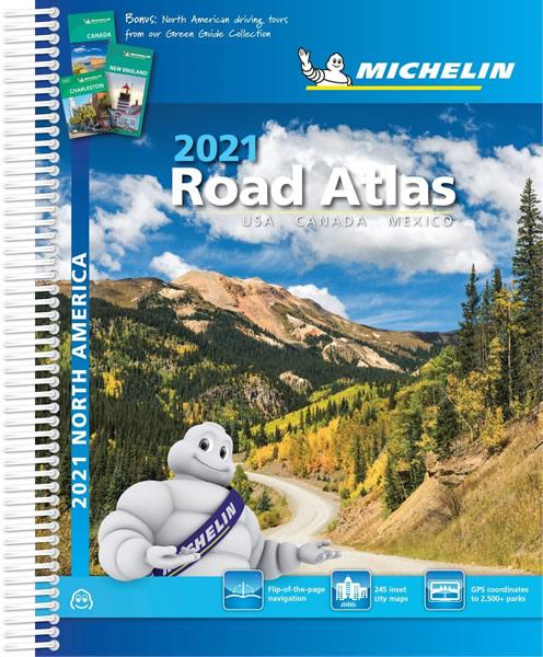 Michelin Road Atlas