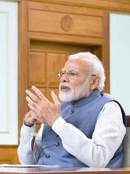 Modi, India Government