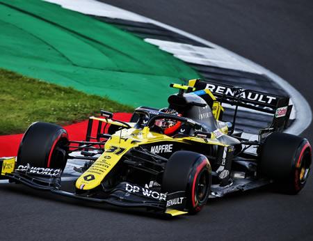 Renault DP World F1