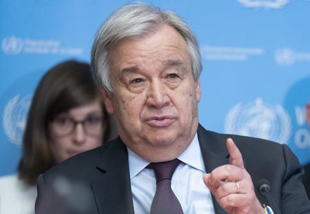 IPI, UN, WHO
