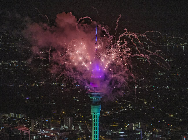 Auckland New Year