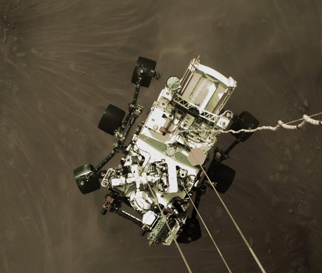 NASA, Mars Rover