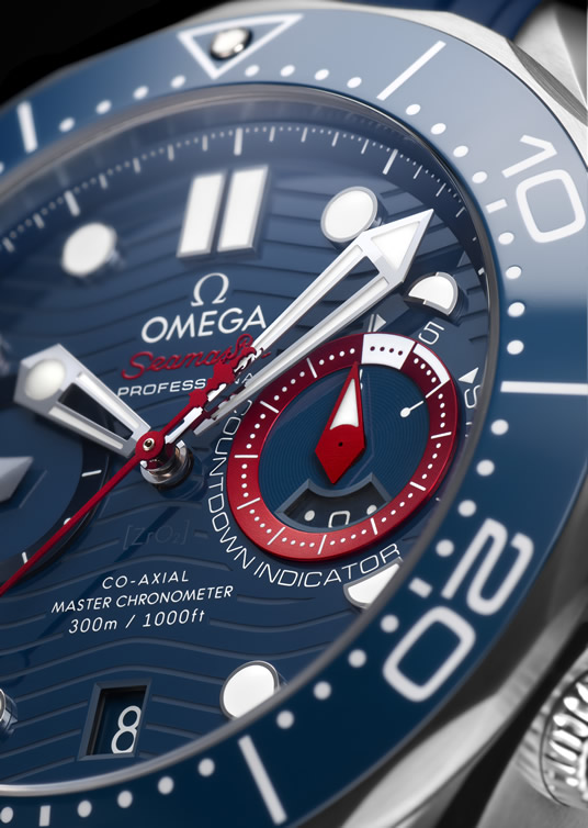 Omega, America's Cup
