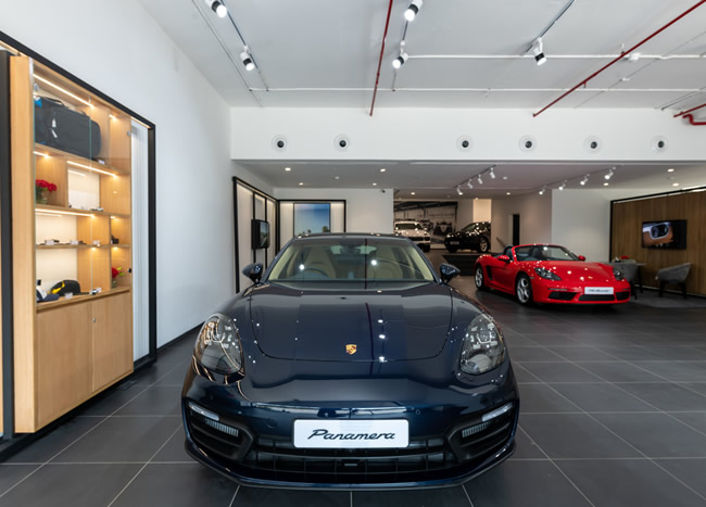 Porsche Mumbai