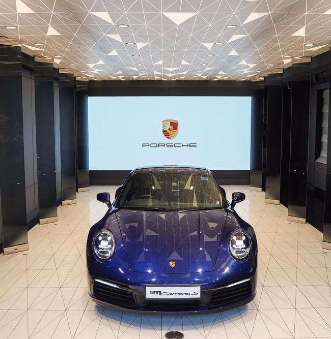 Porsche Delhi