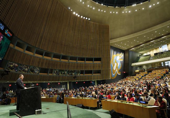 International Women's Day, UNESCO