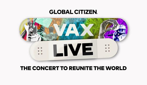 Global Citizen, Vax Live