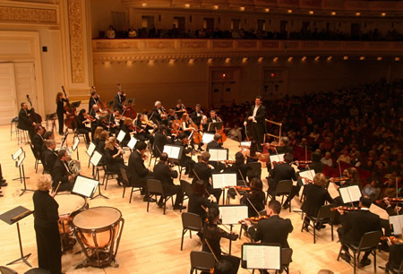 Carnegie Hall Music