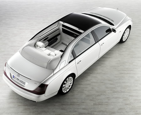 Maybach Laundlet
