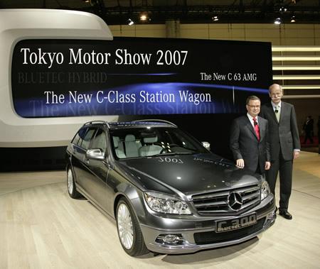 Mercedes Tokyo 2007