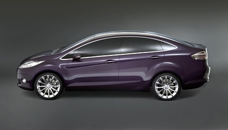 Ford Verve China
