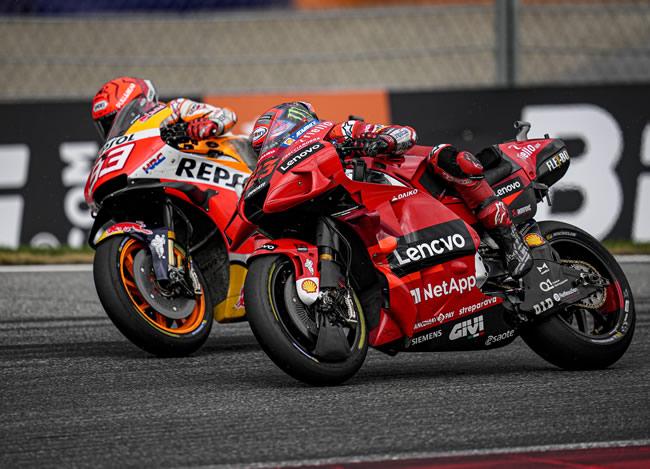 Ducati, MotoGP, Austria