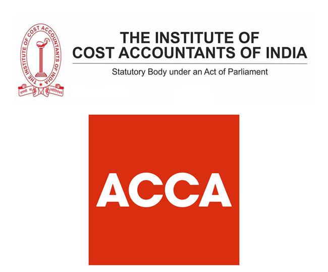 Cost Accountants India, ACCA, UK