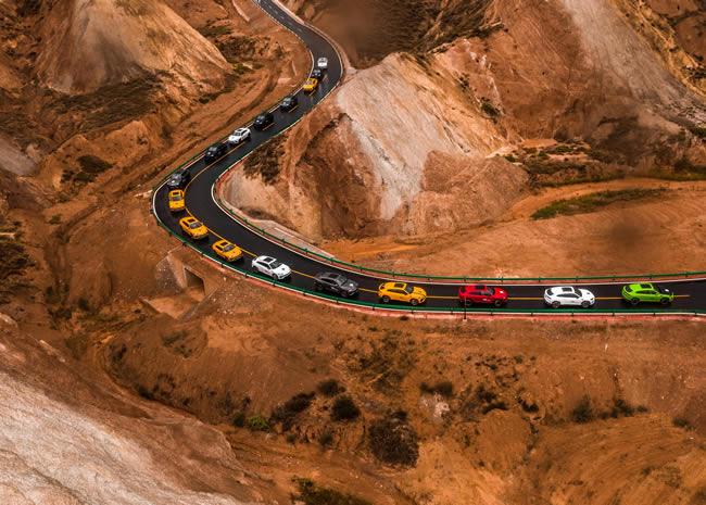 Lamborghini China Journey