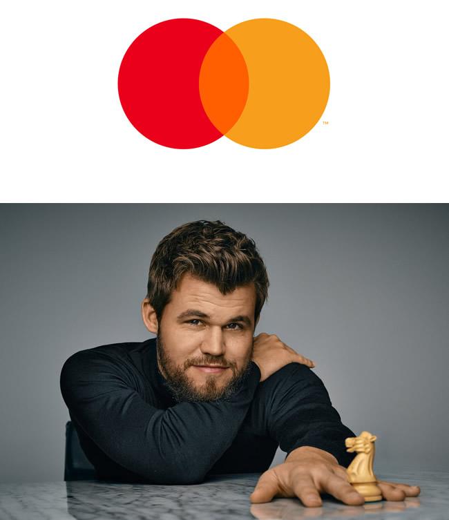 Mastercard, Magnus Carlsen