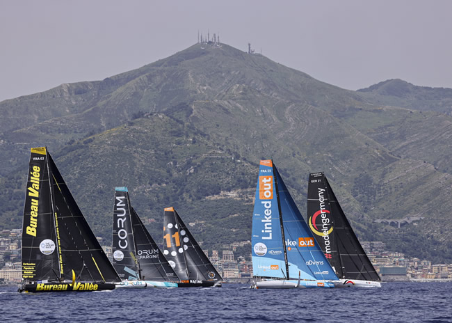 The Ocean Race, Genoa