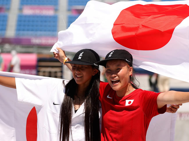 Tokyo 2020 Olympics, Japan