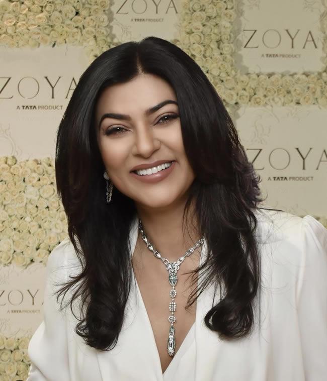 Zoya, Sushmita Sen