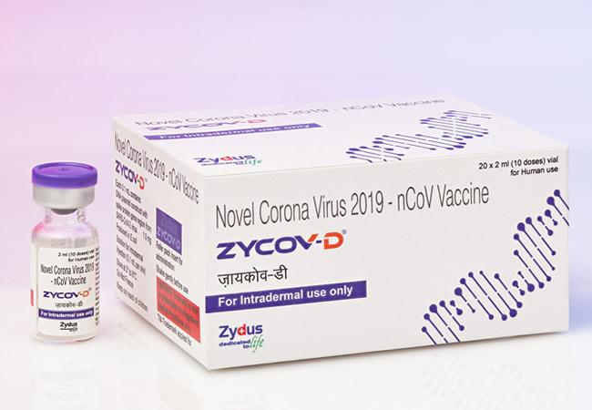 Zydus Cadila, Vaccine