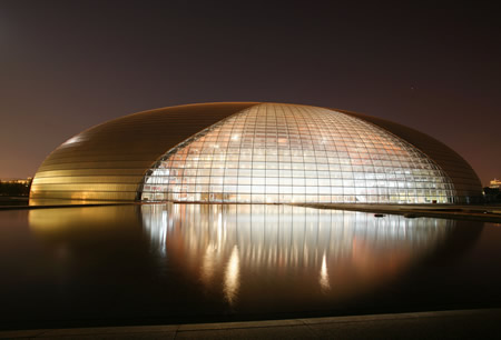China's National Centre for the Performing Arts