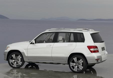 Mercedes Benz Vision GLK