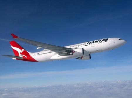 Quantas Airbus
