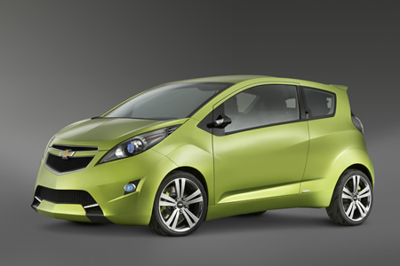 GM Chevrolet Beat Concept