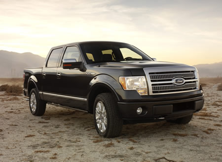 Ford F150 Platinum