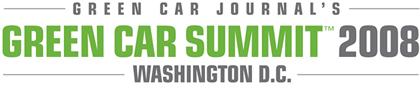 Green Car Summit 2008