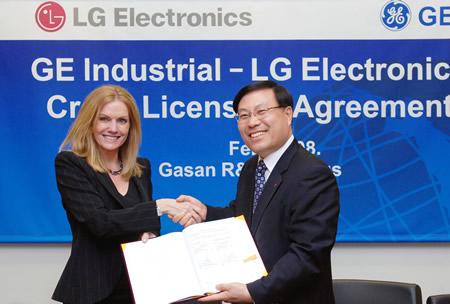 LG GE