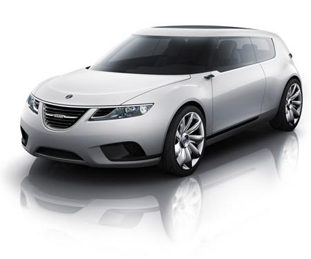 Saab 9x BioHybrid