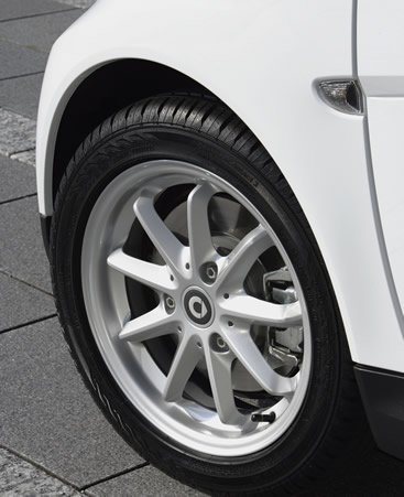 Smart Wheel