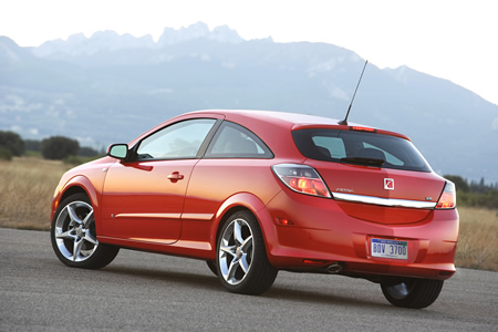 2009 Saturn Astra XR 3-door