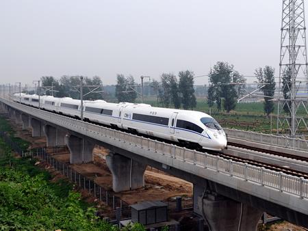 Simens Velaro China