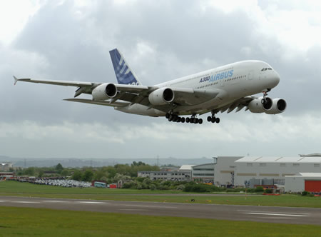 Airbus A-380 Alliance