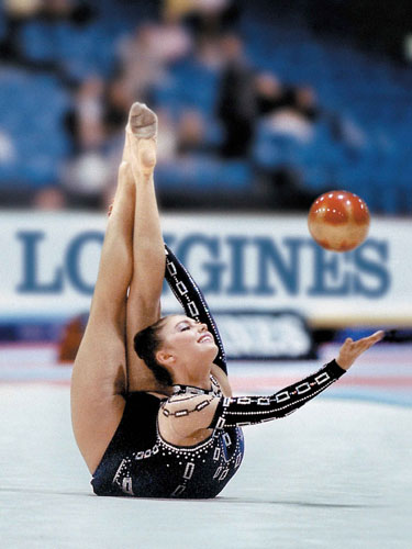 Longines Watches Gymnastics