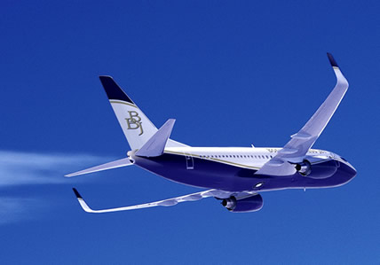 Boeing Business Jets Commercial Airplanes