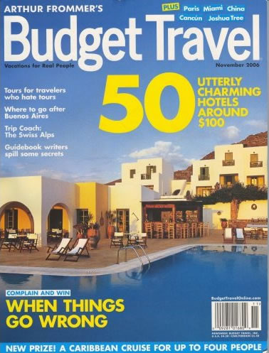 Arthur Frommer Budget Travel