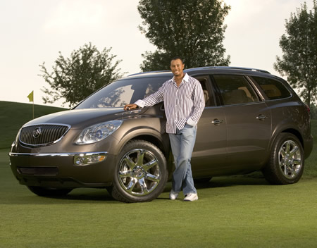 Buick Enclave crossover concept