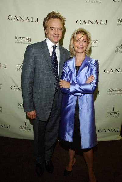 Bradley Whitford, Elisabetta Canali