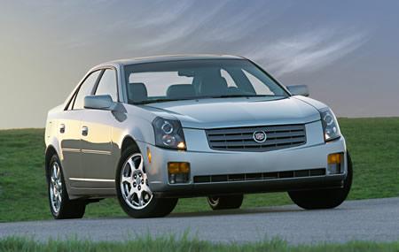 Cadillac CTS GM