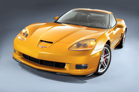 2010 Chevy Corvette Z 06